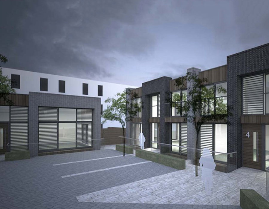 Real estate project for investment in London - Filmer Road