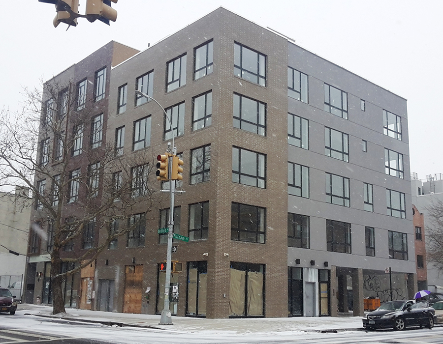 Real estate project for investment in Brooklyn New York - Bed Stuy