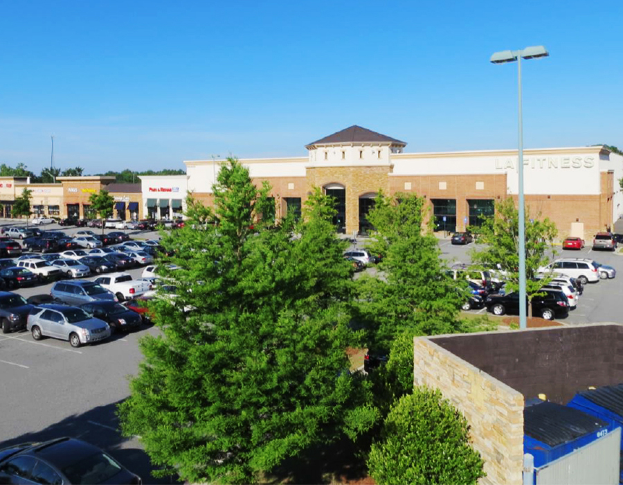 Real estate project for investment in Atlanta Georgia - Plaza Mall