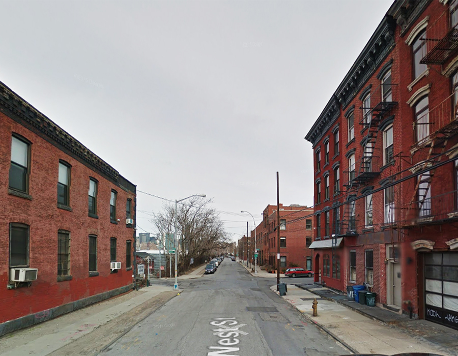 Real estate project for investment in Brooklyn New York - 174 West Street
