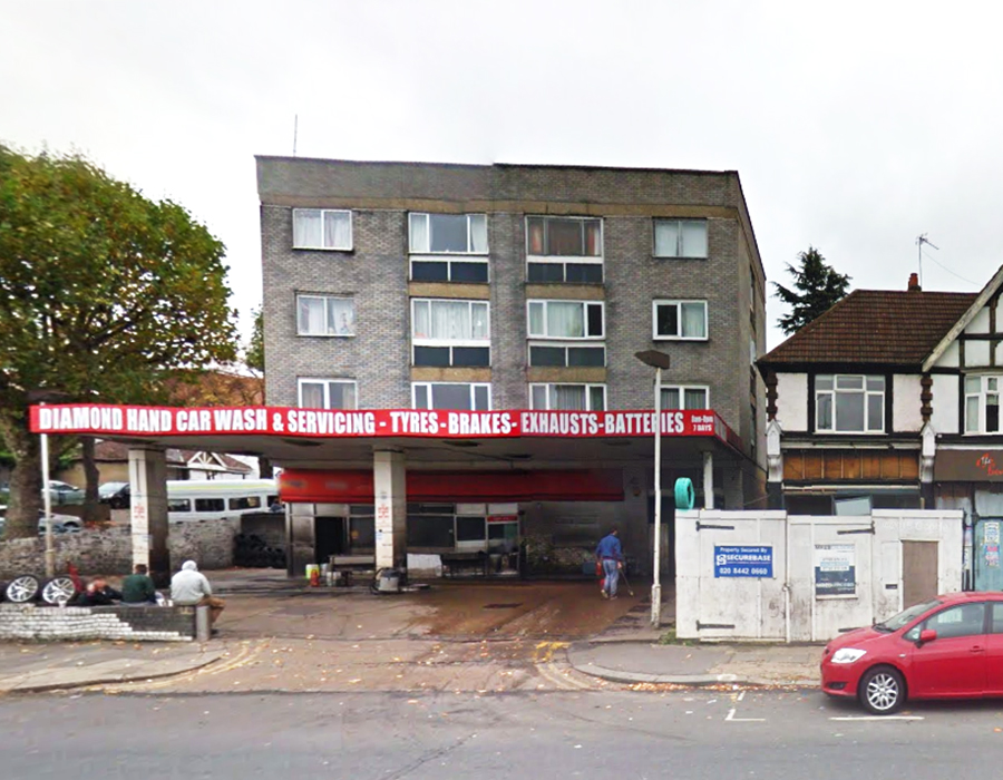Real estate project for investment in London - Finchley