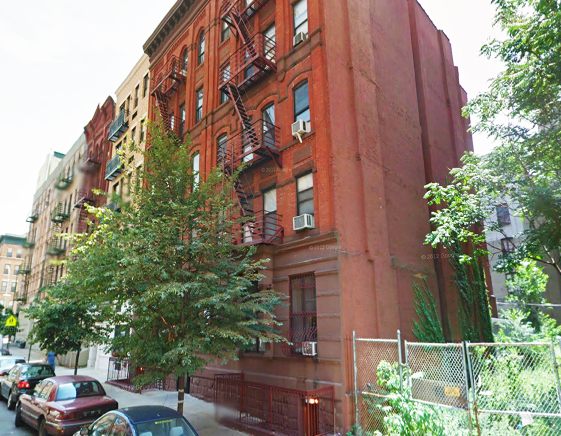 Real estate project for investment in Manhattan New York - Morningside Heights