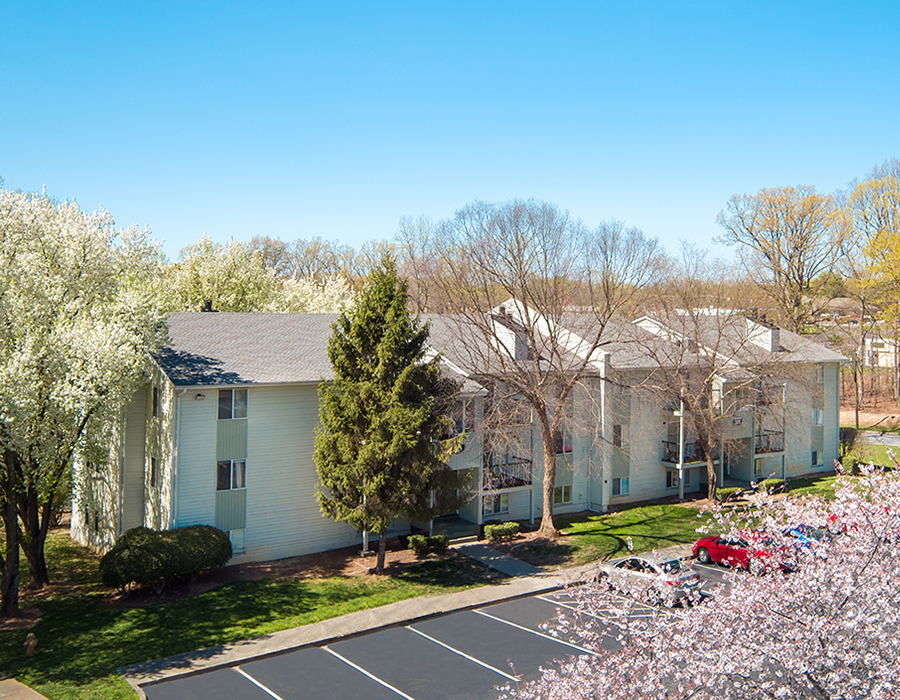 Real estate project for investment in Greensboro north Carolina - Serenity Apartments