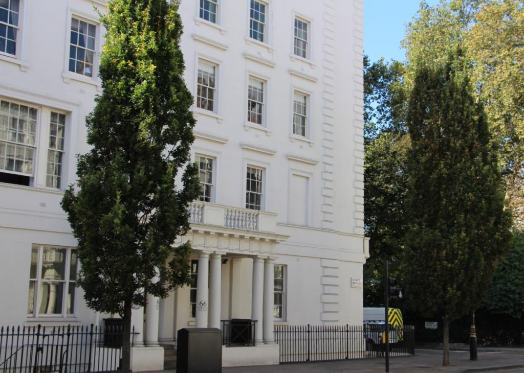 Real estate project for investment in London - Warwick Square